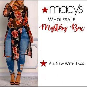 NWT Macy's Brands 6-7 pc Mystery Box